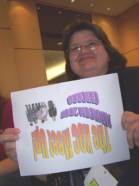 Xena Con Chicago 2007