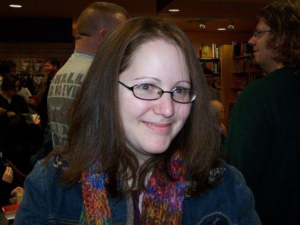GRRM signing Ann Arbor 2005