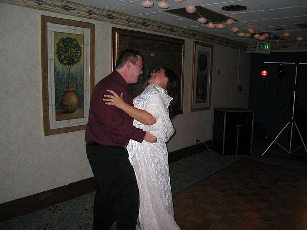 Dance floor dip