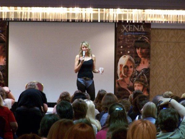 Xena Con Chicago 2007