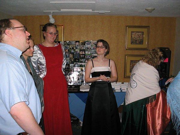 Rand, Adriana, Yelenia, and Alena