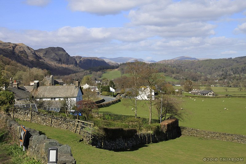 North Pennines and Lake District