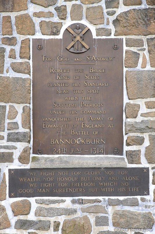 Bannockburn battlefield