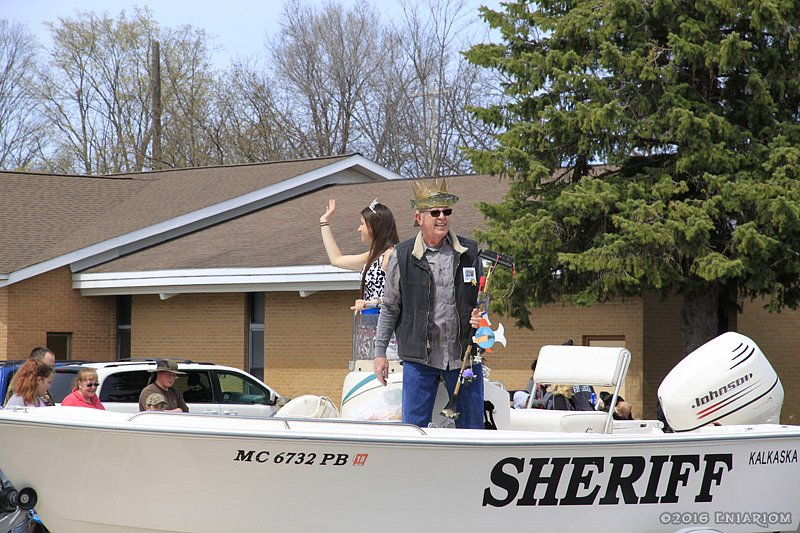 80th National Trout Festival parade